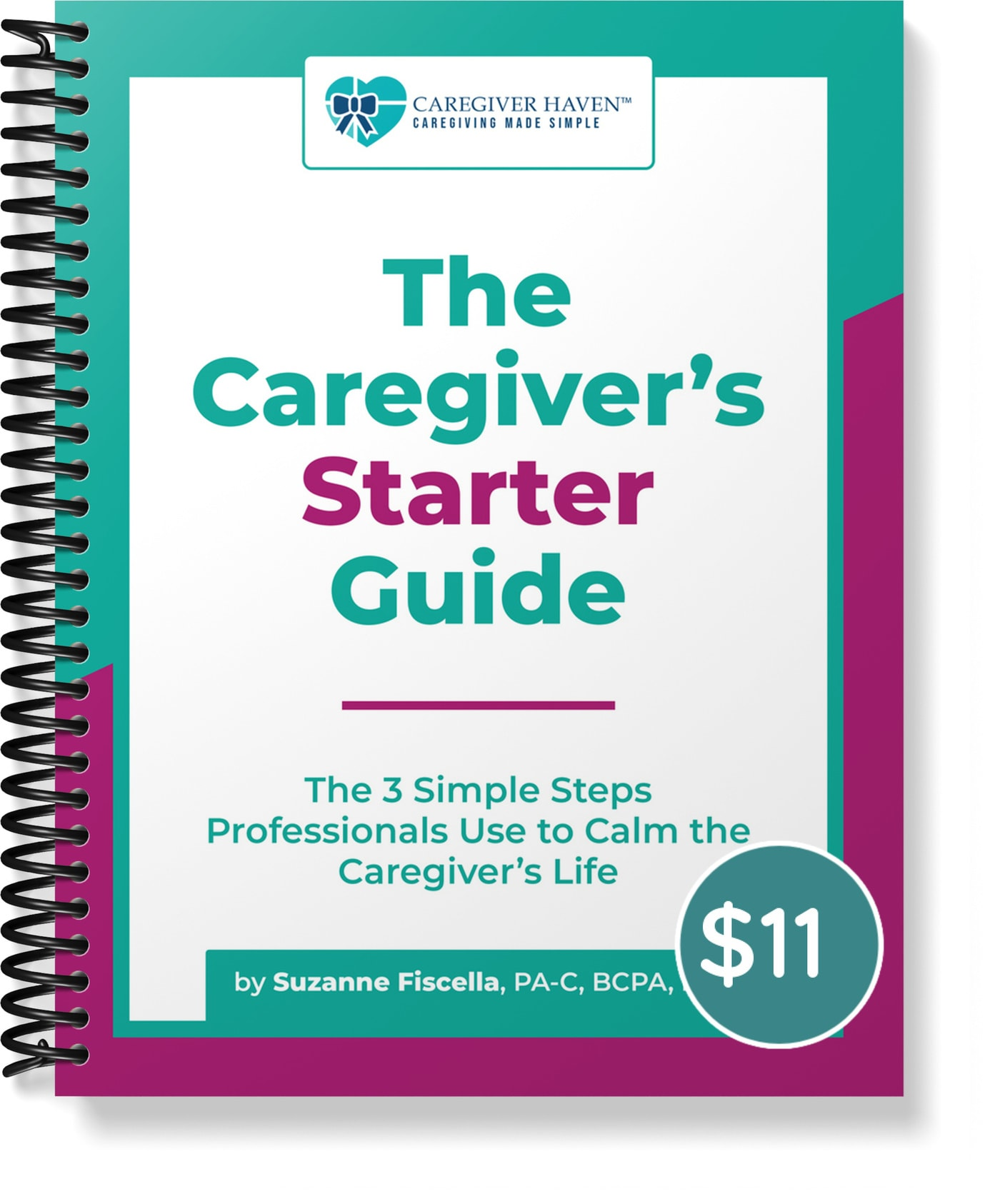 LM 7 Front Spiral The Starter Guide $11