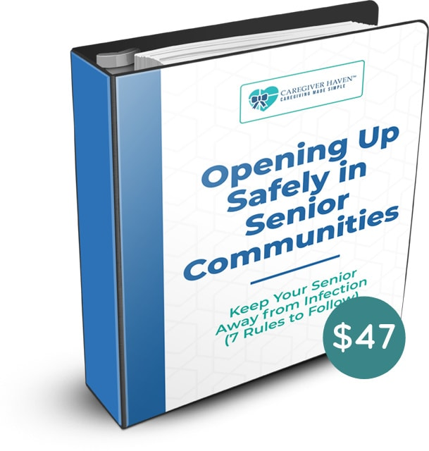 TW 1 NOTEBOOK OPENING UP SAFELY IN SENIOR COMMUNITIES WORKBOOK $47